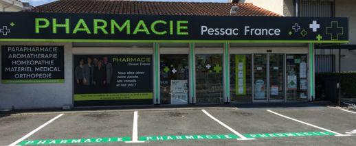 Pharmacie de Pessac France, Pessac