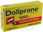 DOLIPRANE ADULTES 1000 mg, suppositoire à Pessac