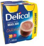 DELICAL MAX 300 SANS LACTOSE, 300 ml x 4 à Pessac