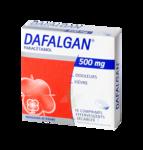 DAFALGAN 500 mg, comprimé effervescent sécable à Pessac