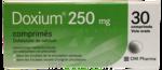 DOXIUM 250 mg, comprimé à Pessac