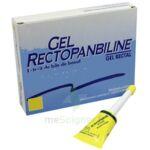 GEL RECTOPANBILINE, gel rectal à Pessac