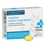 SOS AROMA Caps confort respiratoire à Pessac