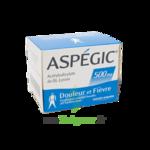 ASPEGIC 500 mg, poudre pour solution buvable en sachet-dose à Pessac