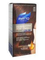 PHYTOCOLOR COLORATION PERMANENTE PHYTO BLOND FONCE CUIVRE 6C à Pessac