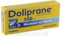 DOLIPRANE 500 mg Gélules B/16 à Pessac