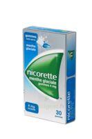NICORETTE 4 mg Gom à mâcher médic sans sucre menthe glaciale Plq/30gom à Pessac