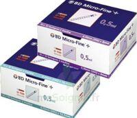 BD MICRO - FINE +, 0,3 mm x 8 mm, bt 100 à Pessac
