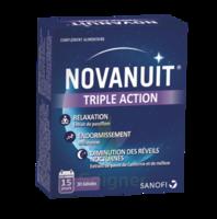 NOVANUIT Triple action Gélules B/30 à Pessac