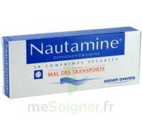 NAUTAMINE, comprimé sécable à Pessac
