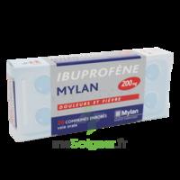 IBUPROFENE MYLAN 200 mg, comprimé enrobé à Pessac