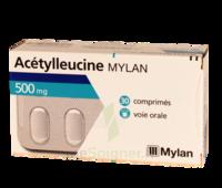 ACETYLLEUCINE MYLAN 500 mg, comprimé à Pessac