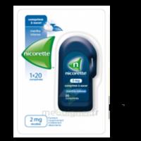 NICORETTE 2 mg Cpr à sucer T/20 à Pessac