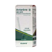 ANTARENE 20 mg/ml NOURRISSONS ET ENFANTS, suspension buvable à Pessac