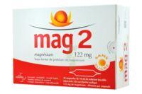 MAG 2 SANS SUCRE 122 mg, solution buvable en ampoule édulcoré à la saccharine sodique à Pessac