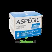 ASPEGIC 500 mg, poudre pour solution buvable en sachet-dose 20 à Pessac