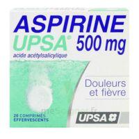ASPIRINE UPSA 500 mg, comprimé effervescent à Pessac