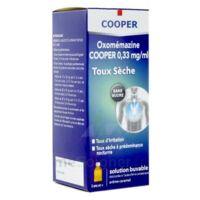 OXOMEMAZINE H3 SANTE 0,33 mg/ml SANS SUCRE, solution buvable édulcorée à l'acésulfame potassique à Pessac