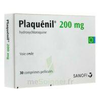 PLAQUENIL 200 mg, comprimé pelliculé à Pessac